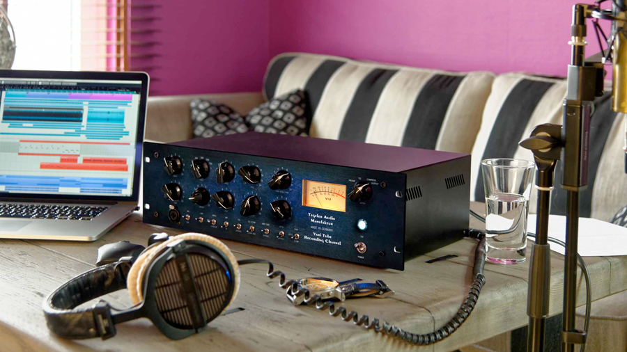 Home Studio importe l'équipement audio pro Tegeler Audio Manufaktur
