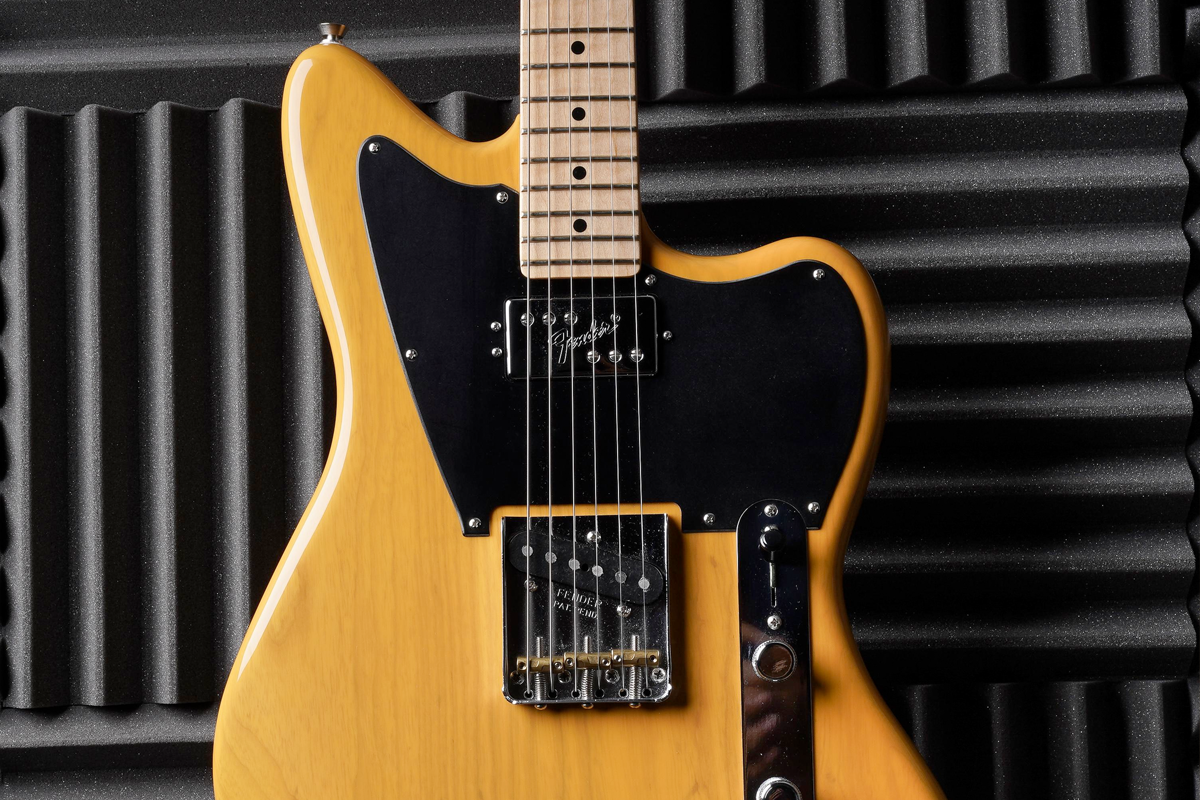Fender Made In Japan sort une Offset Tele et une Troublemaker !