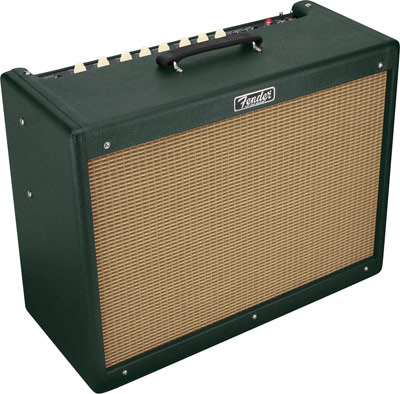 #limitededition Combo FENDER Hot Rod Deluxe III FSR – Emerald Isle