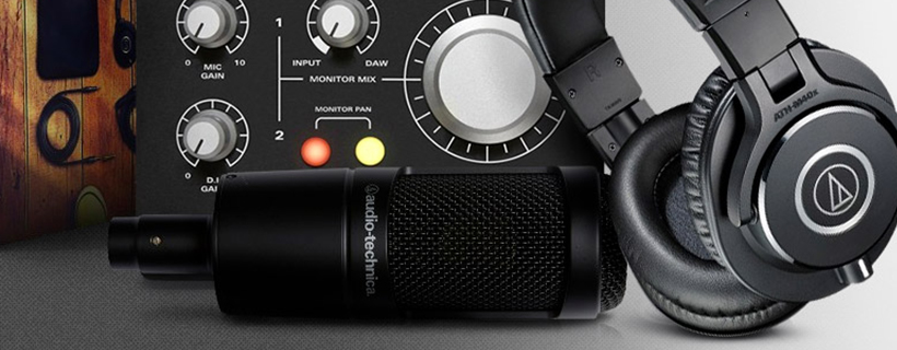 Masterclass Audio-Technica le 30 Septembre au magasin
