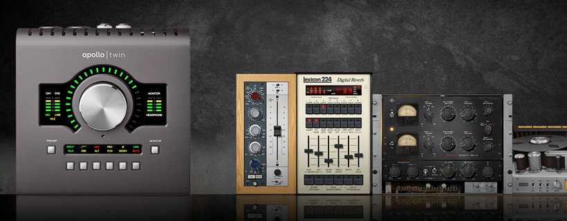 Promotion Apollo Twin + Plug-Ins Offerts