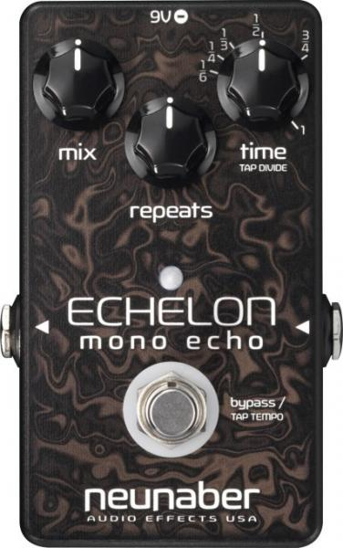 Pédale reverb / delay / echo Neunaber technology Echelon Mono Echo