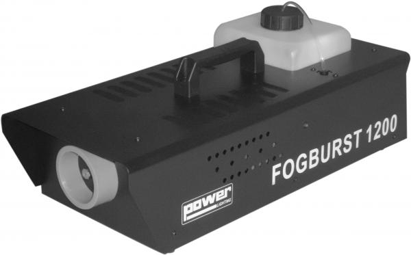 Machine à fumée Power lighting Fogburst 1200