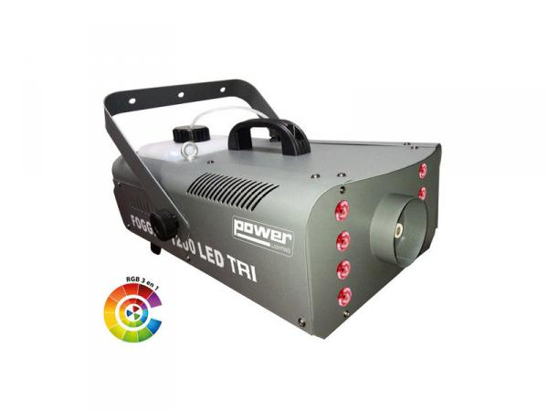 Machine à fumée Power lighting fogburst 1200 led tri
