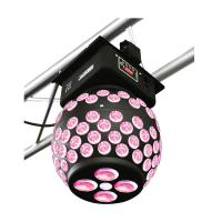 Multi-faisceaux & effet Power lighting Magic Ball