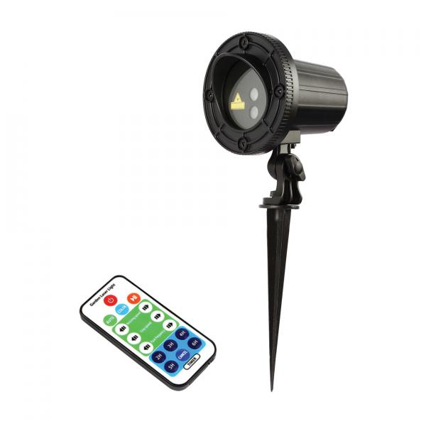 Laser Power lighting Venus Garden IP65 200 RB - Noir