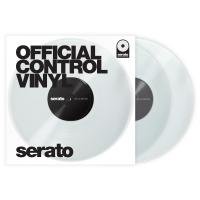 Vinyl timecode Serato Clear 12 (x2)