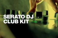 Logiciel de mix dj Serato Serato Dj Essentials Scratch Card