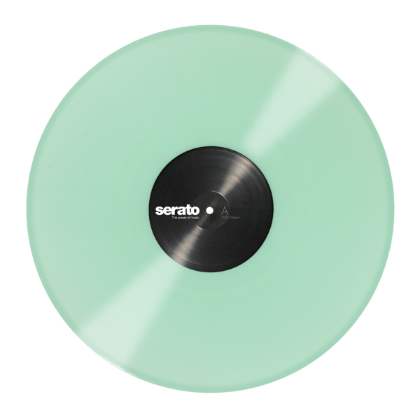 Vinyl timecode Serato Serato Standard Colors 12'' (Pair) - Glow in the Dark