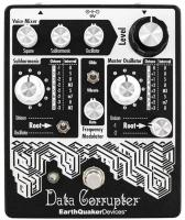 Pédale overdrive / distortion / fuzz Earthquaker Data Corrupter