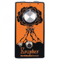 Pédale overdrive / distortion / fuzz Earthquaker Erupter Perfect Fuzz