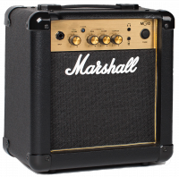 Combo ampli guitare électrique Marshall MG10G GOLD Combo 10 W