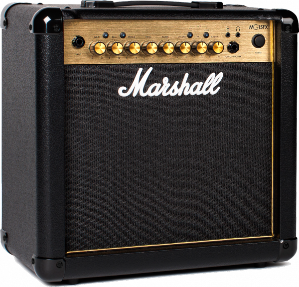 Combo ampli guitare électrique Marshall MG15FX
