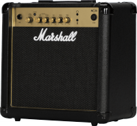 Combo ampli guitare électrique Marshall MG15G 15W