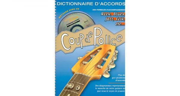 coup de pouce dictionnaire d 39 accords guitare cd librairie guitare acoustique. Black Bedroom Furniture Sets. Home Design Ideas