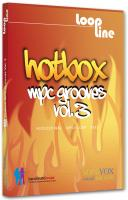 Carte extension clavier Sonivox Hot Box : MPC Grooves Vol. 3