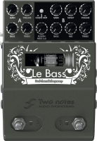 Preampli basse Two notes LeBass