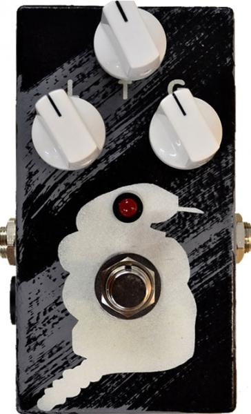 Pédale overdrive / distortion / fuzz Jam Rattler Bass Distorsion