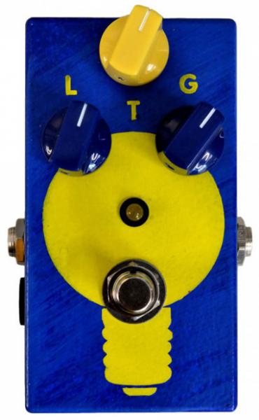 Pédale overdrive / distortion / fuzz Jam Tube Dreamer 72