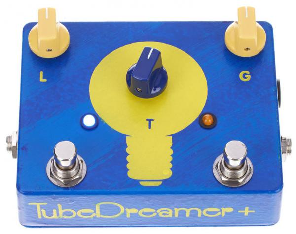 Pédale overdrive / distortion / fuzz Jam Tube Dreamer +
