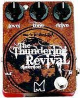Pédale overdrive / distortion / fuzz Menatone Thundering Revival Distorsion