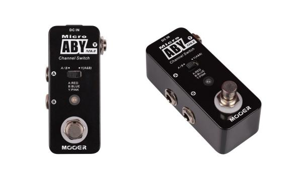 Footswitch & commande divers Mooer Micro ABY MK2
