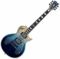 Guitare électrique solid body E-ii E-II Eclipse (Japan) - Blue natural fade