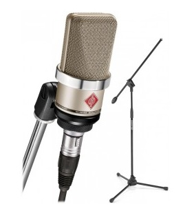 Pack home studio Neumann TLM102 + Pied perche + Câble XLR 6m