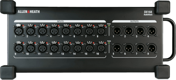 Carte extension table de mixage Allen & heath DX 168
