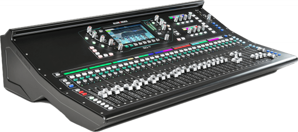 Table de mixage numérique Allen & heath SQ-7