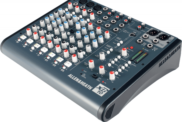 Table de mixage analogique Allen & heath XB-10