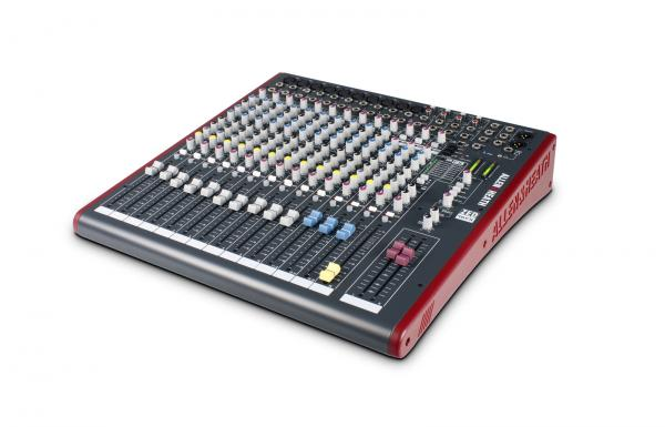 Table de mixage analogique Allen & heath ZED-16FX