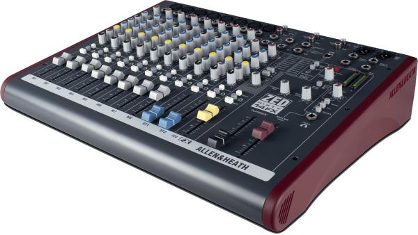Table de mixage analogique Allen & heath ZED60-14FX