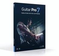 Editeur de partitions Arobas music GUITAR PRO 7.5