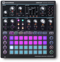 Expandeur Novation Circuit Mono Station