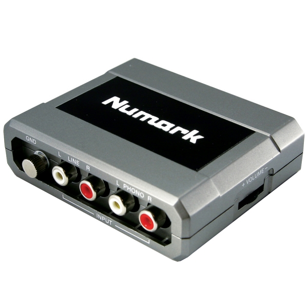 Interface audio dj Numark Stereoport
