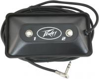 Footswitch ampli Peavey Multi-purpose 2-button for Bandit, Classic 30 & 50