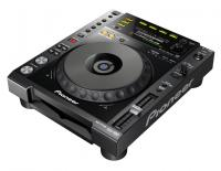 Platine cd & mp3 Pioneer dj CDJ-850-K