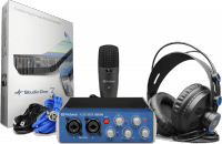 Pack home studio Presonus AudioBox 96 Studio