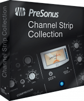Plug-in effet Presonus Collection Channel Strip