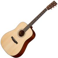 Guitare folk Eastman E10D Traditional - Natural