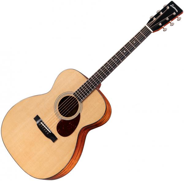 Guitare folk & electro Eastman E6OM Traditional - Natural