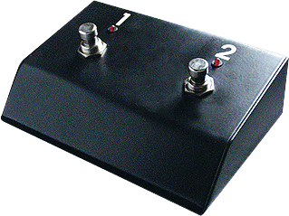 Footswitch & commande divers Hughes & kettner FS2