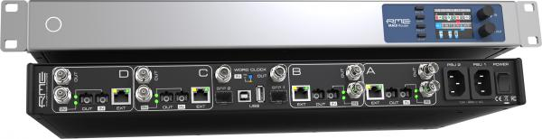 Autres formats (madi, dante, pci...) Rme MADI Router