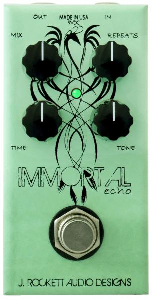Pédale reverb / delay / echo J. rockett audio designs Immortal Echo