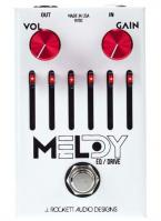 Pédale overdrive / distortion / fuzz J. rockett audio designs The Melody Overdrive