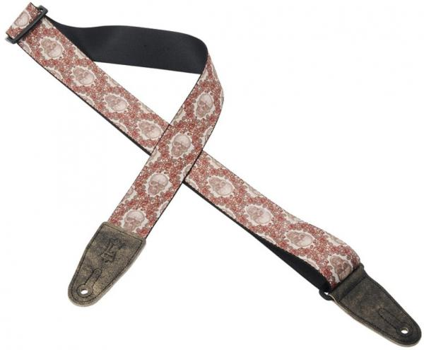Sangle courroie Levy's MDL8-015 Polyester Guitar Strap