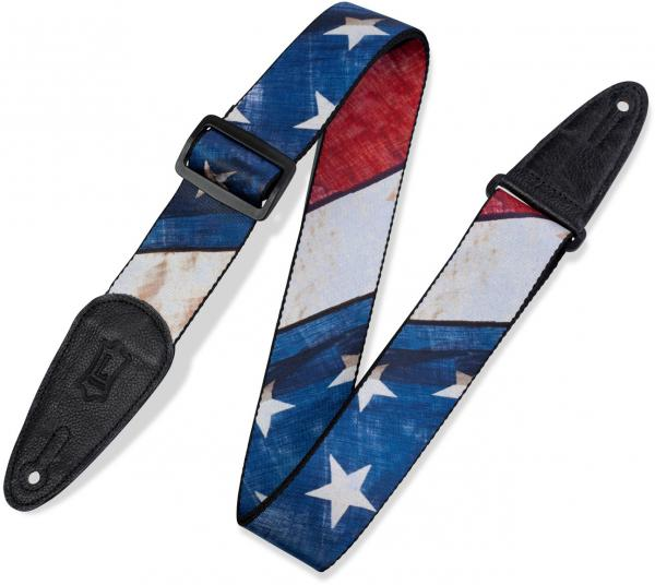 Sangle courroie Levy's MDP-US Polyester Guitar Strap