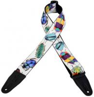 Courroie sangle Levy's MPD2C-101 Polyester Guitar Strap