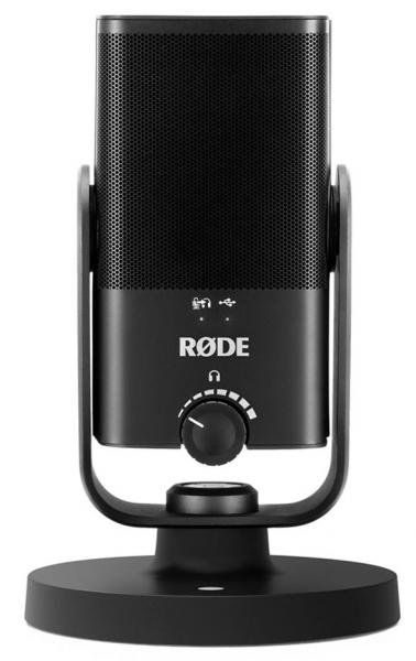 Microphone usb podcast radio Rode NT-USB Mini